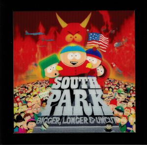 VARIOUS - South Park: Bigger Longer & Uncut (Cartman/Kenny Edition) (Record Store Day 2019)