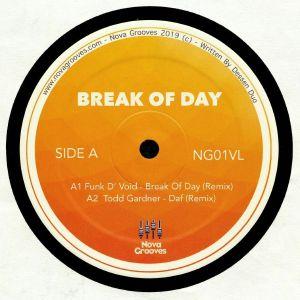 DESSEN DUO - Break Of Day