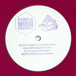 PURPLE DISCO MACHINE - The Soulmatic Remixes (Record Store Day 2019)