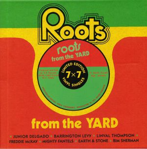 VARIOUS - Roots From The Yard (Record Store Day 2019)