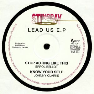 BELLOT, Errol/JOHNNY CLARKE/HORACE MARTIN/JAZZWAD/RUFFCUTT - Lead Us EP