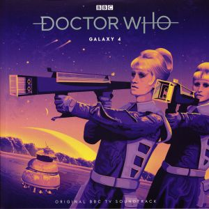 VARIOUS - Doctor Who: Galaxy 4 (Soundtrack) (Record Store Day 2019)
