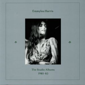 HARRIS, Emmylou - The Studio Albums 1980-83 (Record Store Day 2019)
