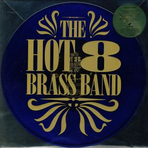 HOT 8 BRASS BAND, The - Working Together EP (Record Store Day 2019)
