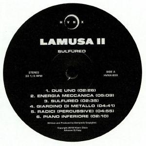 LAMUSA II - Sulfureo
