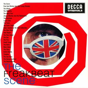 VARIOUS - The Freakbeat Scene (Record Store Day 2019)