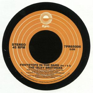 ISLEY BROTHERS, The - Footsteps In The Dark (Record Store Day 2019)