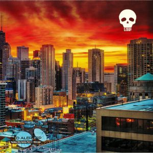 DJ SKULL - Red Alert EP: Techno City Series Part 2: Chicago