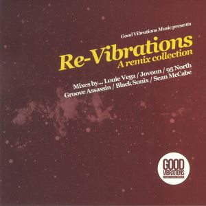VARIOUS - Re Vibrations: A Remix Collection (Record Store Day 2019)
