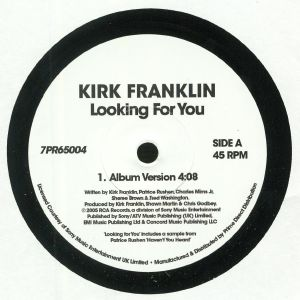 FRANKLIN, Kirk - Looking For You (Record Store Day 2019)