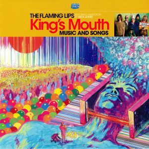 FLAMING LIPS, The - King's Mouth (Record Store Day 2019)