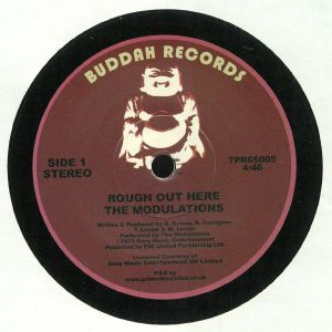 MODULATIONS, The - Rough Out Here (Record Store Day 2019)