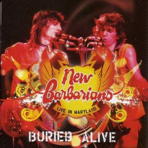 NEW BARBARIANS, The - Buried Alive (Record Store Day 2019)