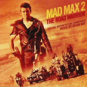 MAY, Brian - Mad Max 2: The Road Warrior (Soundtrack) (Record Store Day 2019)