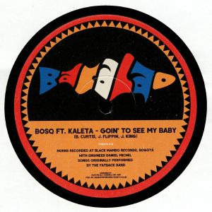 BOSQ feat KALETA - Backstrokin'