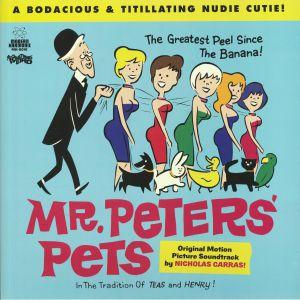 CARRAS, Nicholas - Mr Peter's Pets (soundtrack)