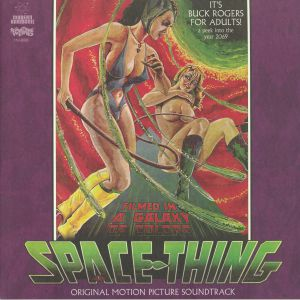 CASTLEMAN, William - Space Thing (Soundtrack)