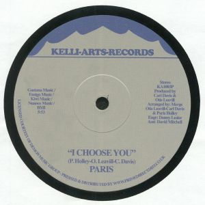 PARIS - I Choose You (Record Store Day 2019)