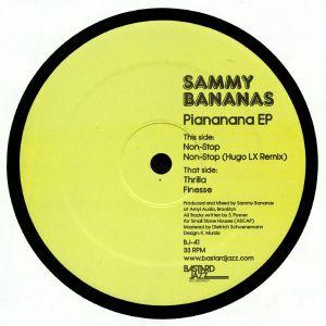 SAMMY BANANAS - Piananana EP