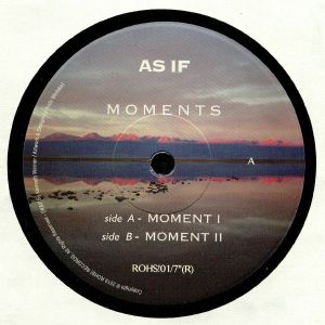 AS IF - Moments (reissue)