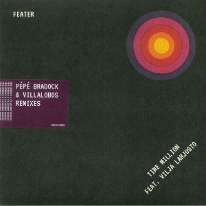 FEATER feat VILJA LARJOSTO - Time Million (Pepe Bradock & Villalobos Remixes)
