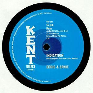 EDDIE & ERNIE - Indication (mono)