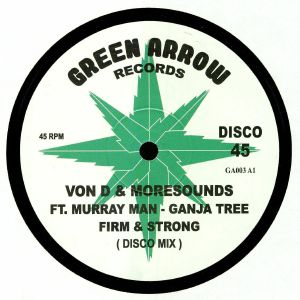 VON D/MORESOUNDS - Firm & Strong