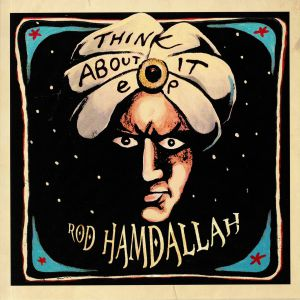 HAMDALLAH, Rod - Thing About It EP