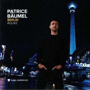 BAUMEL, Patrice/VARIOUS - Global Underground #42: Berlin (Collector's Edition)
