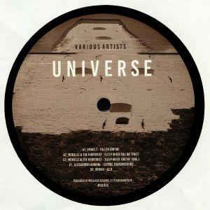 UMWELT/MORALEZ/THE HORRORIST/ALESSANDRO ADRIANI/MORAH - Universe