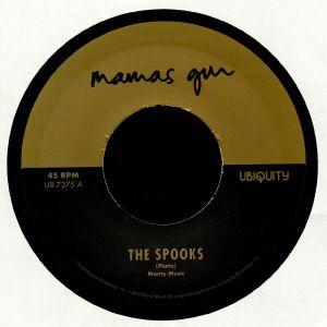 MAMAS GUN - The Spooks