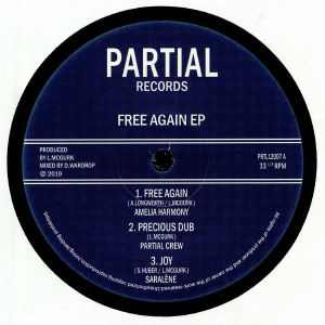 HARMONY, Amelia/JAH MARNYAH/SARALENE - Free Again