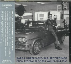VARIOUS - Rare & Unreleased Ska Recordings From Federal Records Vaults 1964-1965