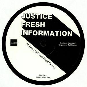 JUSTICE - Fresh Information