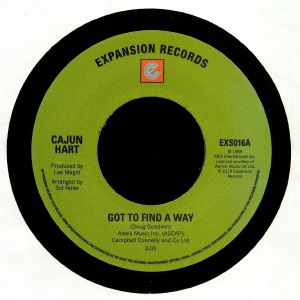 HART, Cajun - Got To Find A Way (reissue)