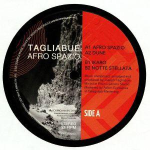 TAGLIABUE - Afro Spazio