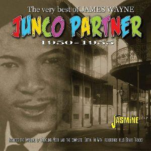 WAYNE, James - Junco Partner: The Vert Best Of James Wayne 1950-1955