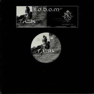 DJ TASK/ARMAGUET NAD - Human Garbage Heap