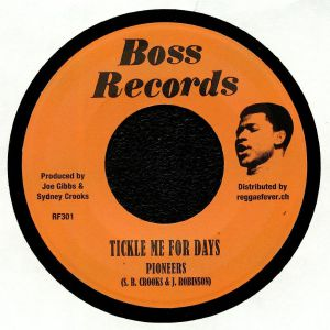 PIONEERS - Tickle Me For Days
