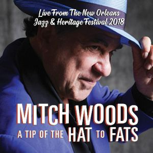 WOODS, Mitch - A Tip Of The Hat To Fats