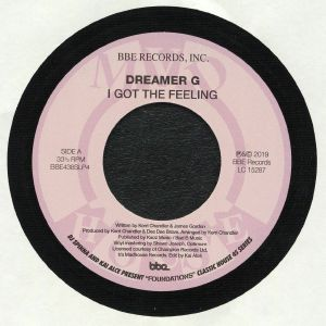 DREAMER G/PRECIOUS - DJ Spinna & Kai Alce Present Foundations Classic House 45 Series Part 4: I Got The Feeling