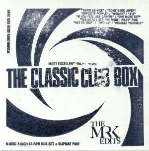 MR K - The Classic Club Box