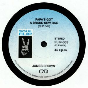 BROWN, James/EDDIE FLOYD - Soul Flip Edits 5