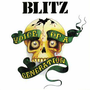 BLITZ - Voice Of A Generation (reissue)