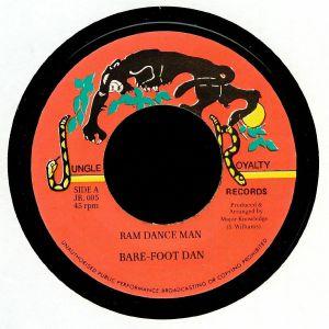 BARE FOOT DAN/BABY WHITEY/CLEVIE - Ram Dance Man