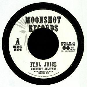 MOONSHOT ALLSTARS - Ital Juice