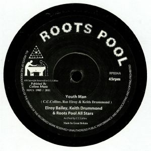 BAILEY, Elroy/KEITH DRUMMOND/ROOTS POOL ALL STARS/BLACK STONE - Youth Man