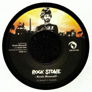 KUSH McANUFF/IYAH ONE - Rock Stone