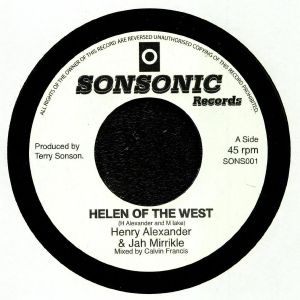 ALEXANDER, Henry/JAH MIRRIKLE/CALVIN FRANCIS - Helen Of The West