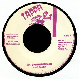 ICHO CANDY - Mr Oppressor Man